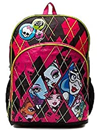 "Monster High 16"" Backpack By Accessory Innovations"