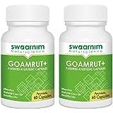 Cow Urine Capsule - Goamrut Capsule Pack Of 60 (Min. 2 Pack) - GMP Certified - Ayurvedic Proprietary Medicine...