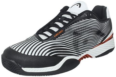 Health Communications Inc Speed Pro Iii, Herren Tennisschuhe Schwarz schwarz, Schwarz - Black/White/Copper - Größe: 12 UK