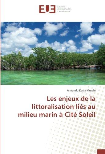 Les enjeux de la littoralisation liés au milieu marin à Cité Soleil