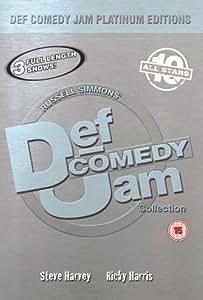 Def Comedy Jam - All Stars - Vol.10 [DVD]