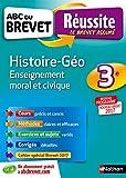 Histoire-Géographie Enseignement moral et civique 3e