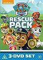 Paw Patrol 1 - 3 Rescue Pack [Edizione: Regno Unito] [Reino Unido] [DVD] de Paramount