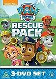 Paw Patrol: 1-3 Rescue Pack [DVD] [2016] UK-Import, Sprache-Englisch.