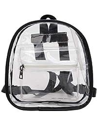 fc9b57894 Gowind-in Women Backpack,Women Satchel Backpacks School Bags Girls Clear  Shoulder Bags (