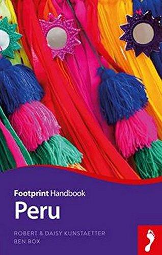 Peru Handbook (Footprint Handbook)