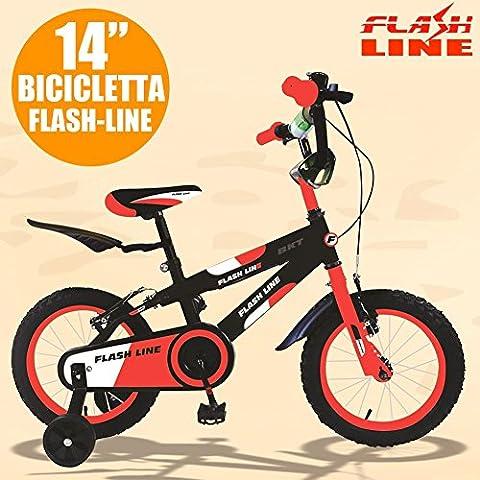 Bakaji Ciclismo Bicicleta 14