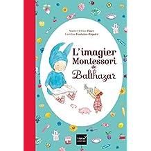 L'imagier Montessori de Balthazar - Pédagogie Montessori