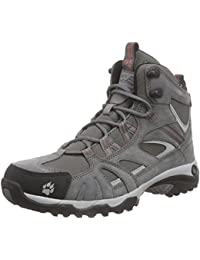 Jack Wolfskin Women's Vojo Mid Texapore wasserdicht High Rise Hiking Boots