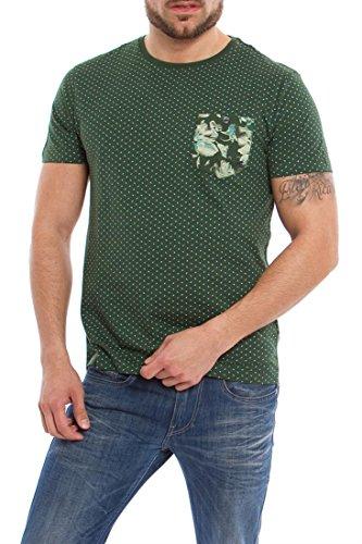 GAS Herren T-Shirt Grün