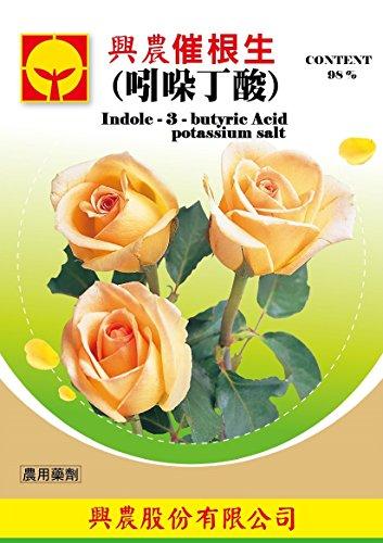 iba indole-3-butyric acido indolo acido Butirrico 98% 10grammi idrosolubile PGR TC