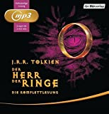 Der Herr der Ringe. Die Komplettlesung: mp3 - J.R.R. Tolkien