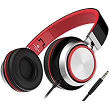 Sound Intone Ms200 2015 New Stereo Foldable Headphones, Over-ear, Tangle