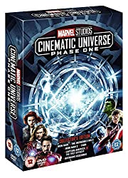 Limited Edition DVD Box Set. Imported item packaging will have some English text. Iron Man: Dolby Digital 5.1 Incredible Hulk: Dolby Digital 5.1 / Dolby Digital 2.0 Iron Man 2: Dolby Digital 5.1 Thor: Dolby Digital 5.1 / Dolby 5.1 Captain America: Do...