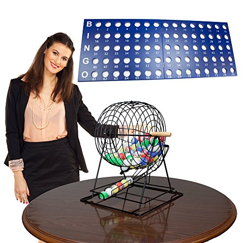 Royal Bingo Supplies Professionelle Bingo Set (Junge Royal Party Supplies)