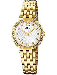 3cfe9407d0db Amazon.es  Lotus. - Plateado  Relojes