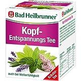 BAD HEILBRUNNER Kopf-Entspannungstee Filterbeutel 8 St Filterbeutel