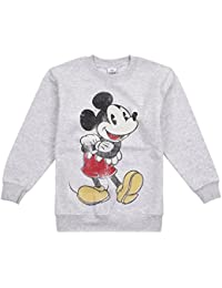 Disney Mickey Vintage, Sudadera para Niños