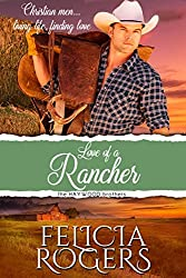 Love of a Rancher (The Haywood Brothers Book 3)