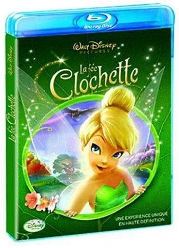 La fée Clochette [Blu-ray]