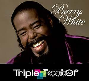 Triple Best Of : Barry White (Coffret 3 CD)