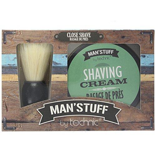 technic-man-stuff-close-shave-kit-with-shaving-cream-shaving-brush