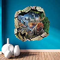 Dinosaur Creative 3D Removable PVC Wall Sticker Home Decor Bedroom Sticker Wall Paper Decals For Kid