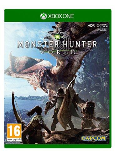 Monster Hunter: World - Lenticular Special Edition [Esclusiva Amazon] - Xbox One