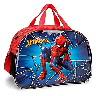 Marvel Spiderman Black Equipaje infantil