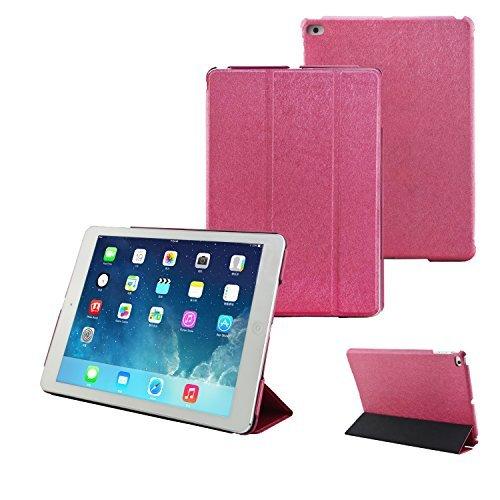 Fall Pink Ipad Hot Apple 2 (Apple iPad Mini 20,07 cm Neue ACcover Lederhülle mit Retina Display/Ständer für Schlaf- und Wachfunktion mit Magnetverschluss für Apple iPad WiFi 2013 16 GB, 32 GB, 64 GB, 128 GB iPair Air 2-Slim Case Hot Pink)