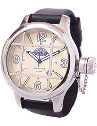 Moscow Classic Vodolaz MC2824/03911125 Reloj elegante para hombres Reja de Protección