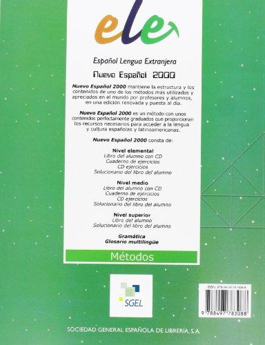 Español 2000 superior alumno: 3 (Nuevo Espanol 2000)