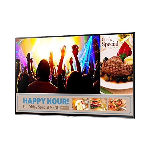 "Samsung RM40D Digital signage flat panel 40"" LED Full HD Noir - affichages de messages (101,6 cm (40""), LED, 1920 x 1080 pixels, 350 cd/m², Full HD, 8 ms)"