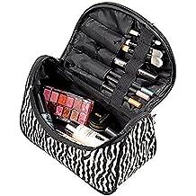Westeng - Neceser de maquillaje para mujer, bolsa moderna y bonita para cosméticos, bolso de mano para almacenar artículos de aseo personal, 1 unidad
