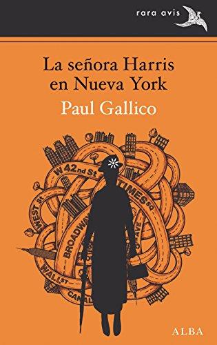 La señora Harris en Nueva York (Rara Avis nº 39) por Paul Gallico