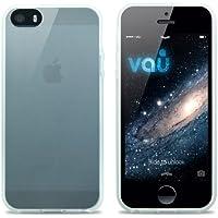 vau GripVue - transparent - Silikon-Hülle, TPU-Case für Apple iPhone 5 & iPhone 5S