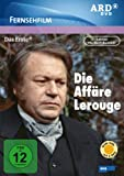 Die Affäre Lerouge [2 DVDs]