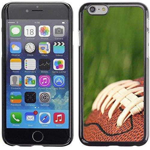 Graphic4You Amerikaner Fußball Football Sport Design Harte Hülle Case Tasche Schutzhülle für Apple iPhone 6 Plus / 6S Plus Design #2