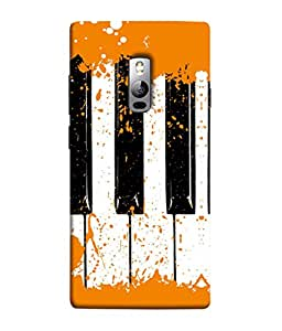 Fuson Designer Back Case Cover for OnePlus 2 :: OnePlus Two :: One Plus 2 (Colour Splash Buttons Harmonium)