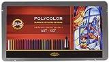 KOH-I-NOOR Polycolor Künstler-Zeichenset mit Farbminen