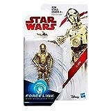 HASBRO Star Wars Ep.8 10 Cm Delta 3 C1531 C1537
