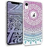 kwmobile Coque Apple iPhone XR - Coque pour Apple iPhone XR - Housse de téléphone...