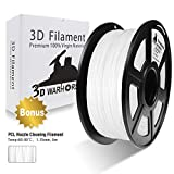 3D Warhorse 3D Filament, ABS 3D Printer Filament 1.75mm, 1KG Spool(2.2lbs),3D Printing Filament...