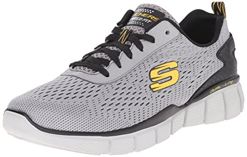 Skechers EQUALIZER 2.0 Settle the Score, Sneakers Basses homme gris - GYYL