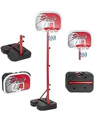 Generic dyhp-a10-code-3802-class-1-- sobre ruedas els soporte ajustable Set ble S portátil Kids ckboard baloncesto neto aro sketb tablero con le Kids–-dyhp-uk10–160819–1796