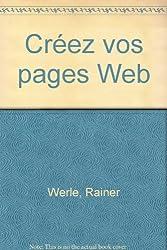 Créez vos pages Web