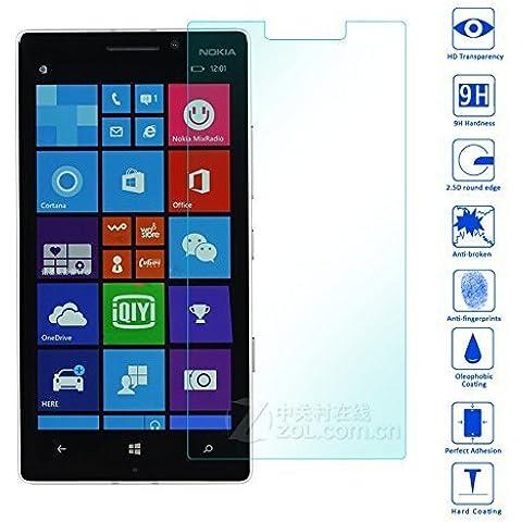 Pelicola Protettiva Wunderglass® Nokia Lumia 930 Premium Vetro Temperato Protettore Glass Screen Protector