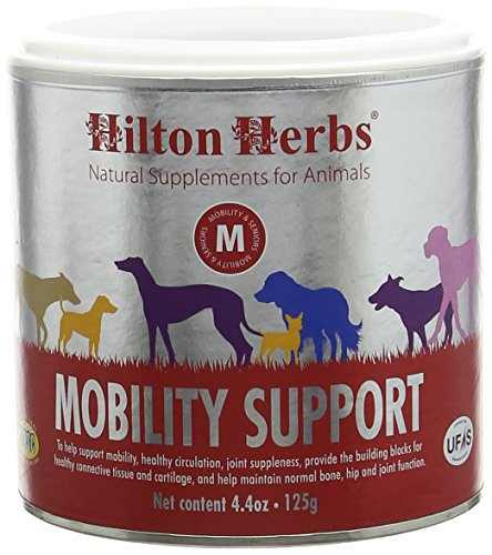 hilton-herbs-mobility-support-complement-alimentaire-pour-chien-boite-de-125-g