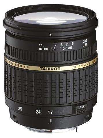 Tamron AF 17-50mm 2,8 XR Di II LD ASL digitales Objektiv für Sony