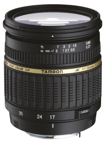 Tamron AF 17-50mm 2,8 XR Di II LD ASL digitales Objektiv für Sony - Tamron Auto